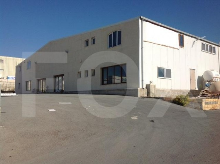 Warehouse / Factory in Agios sillas, Limassol 4