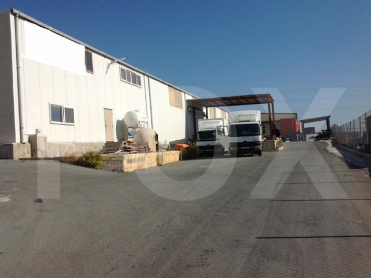 Warehouse / Factory in Agios sillas, Limassol 5