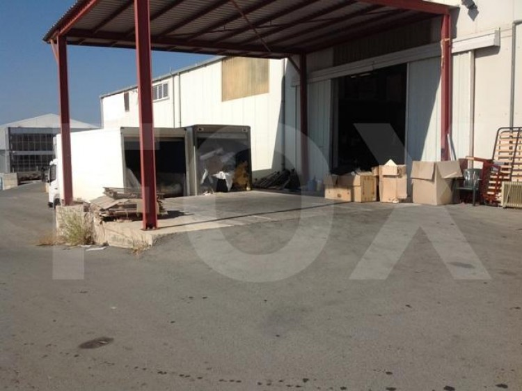 Warehouse / Factory in Agios sillas, Limassol 6