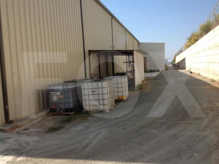 Warehouse / Factory in Agios sillas, Limassol 7