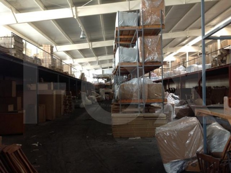 Warehouse / Factory in Agios sillas, Limassol 8