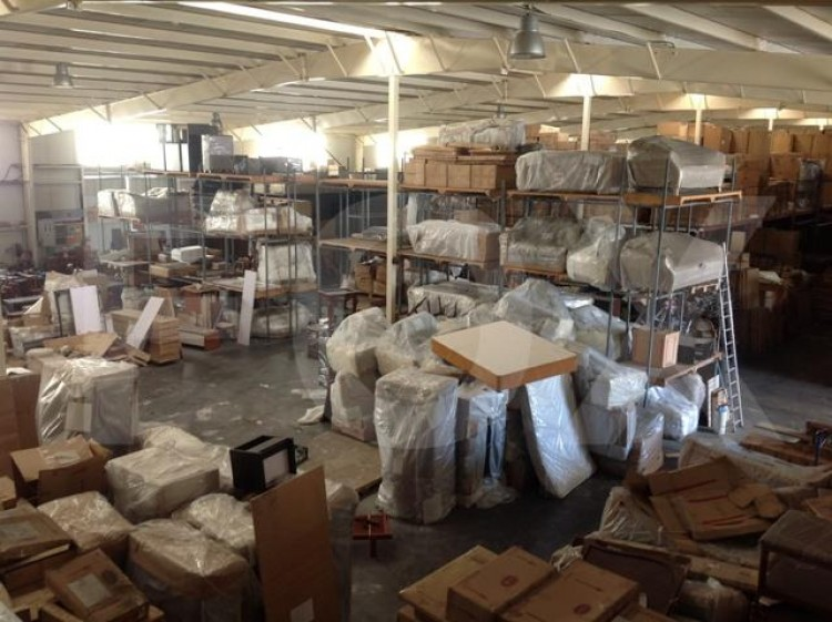 Warehouse / Factory in Agios sillas, Limassol 9