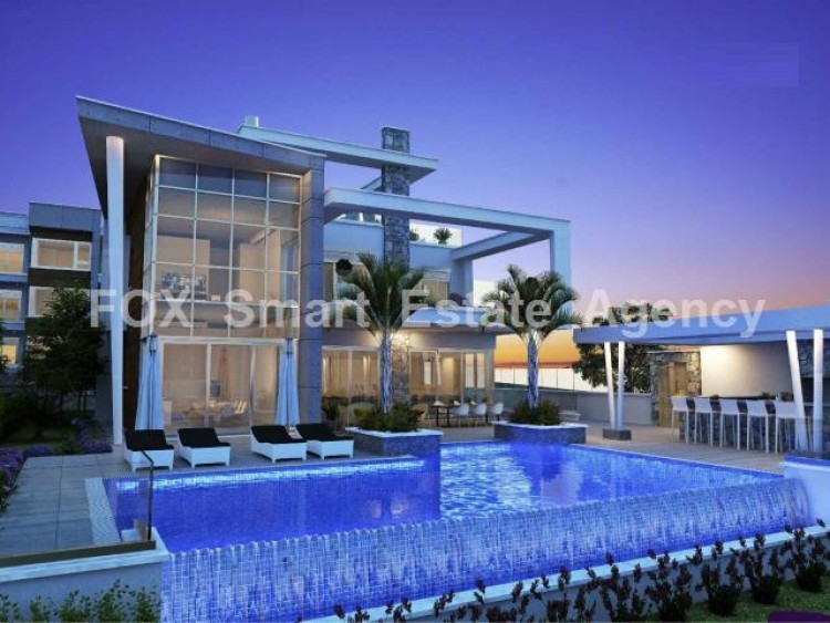For Sale 5 Bedroom Semi-detached House in Amathounta, Limassol