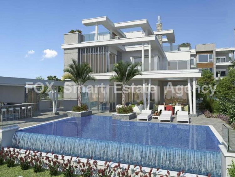 For Sale 5 Bedroom Semi-detached House in Amathounta, Limassol 10
