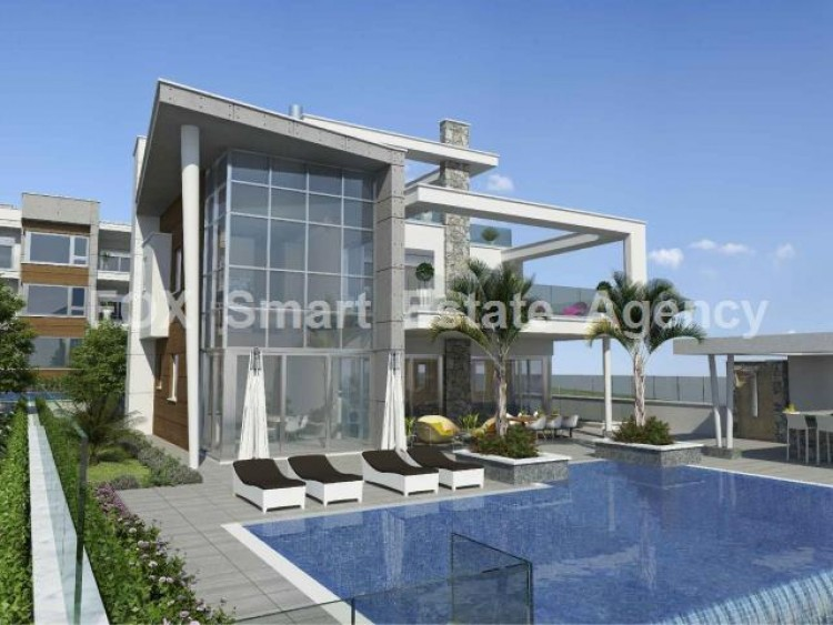 For Sale 5 Bedroom Semi-detached House in Amathounta, Limassol 2