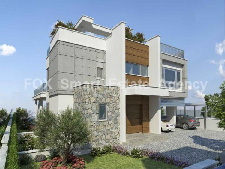 For Sale 5 Bedroom Semi-detached House in Amathounta, Limassol 3