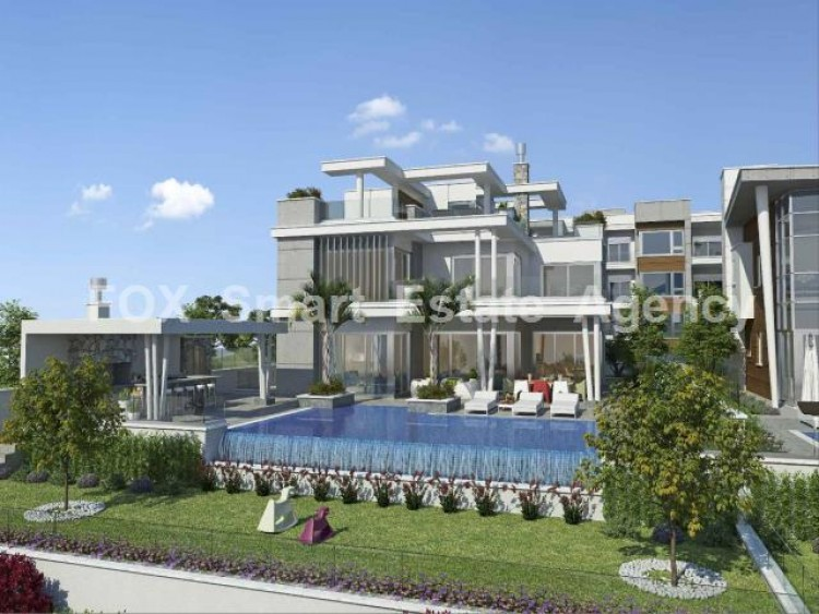 For Sale 5 Bedroom Semi-detached House in Amathounta, Limassol 4