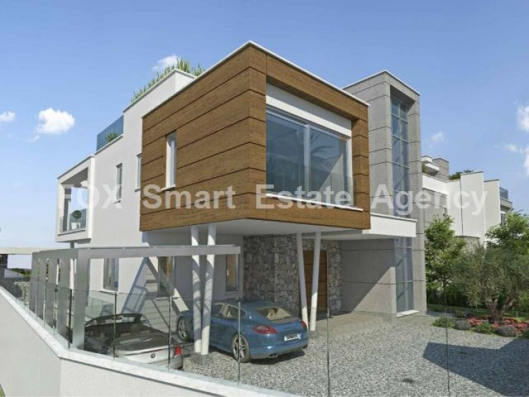 For Sale 5 Bedroom Semi-detached House in Amathounta, Limassol 5