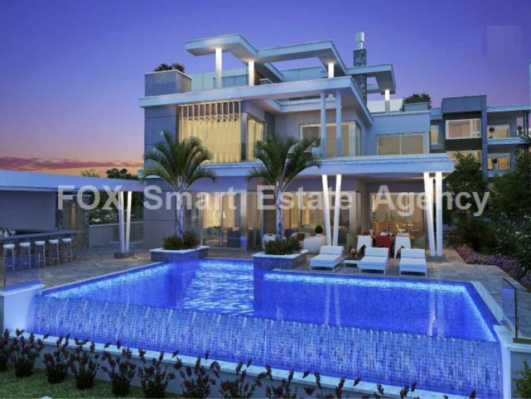 For Sale 5 Bedroom Semi-detached House in Amathounta, Limassol 7
