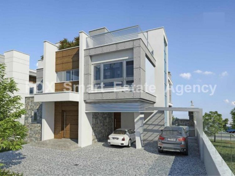 For Sale 5 Bedroom Semi-detached House in Amathounta, Limassol 8