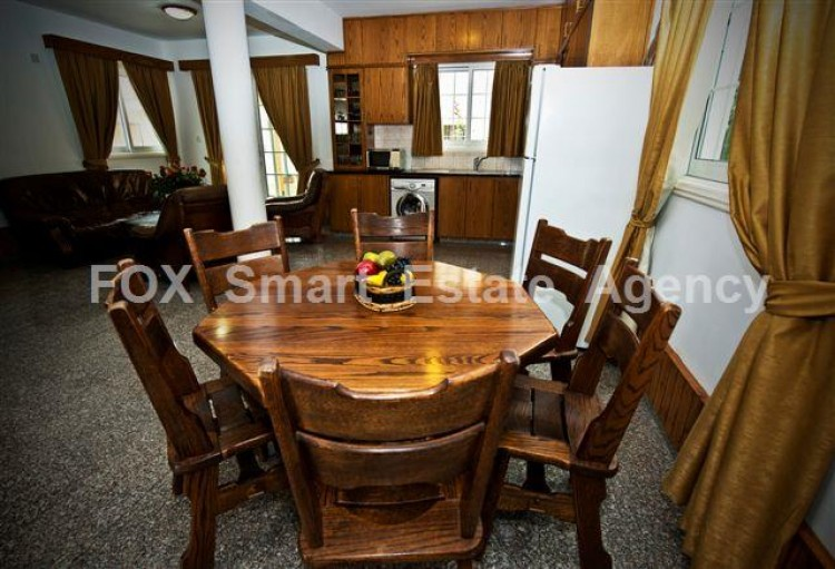 To Rent 3 Bedroom Detached House in Oroklini, Voroklini (oroklini), Larnaca 3