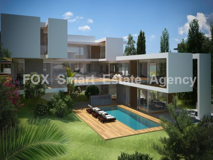 For Sale 4 Bedroom  House in Agios athanasios, Limassol