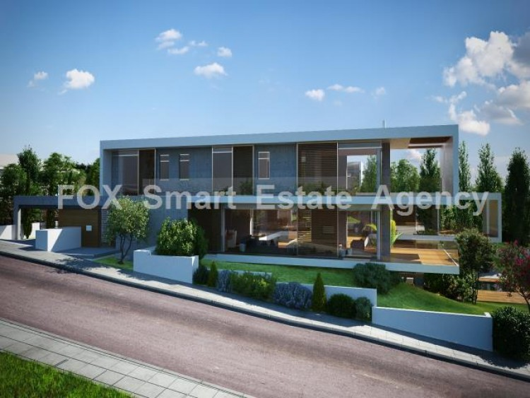 For Sale 4 Bedroom  House in Agios athanasios, Limassol 2