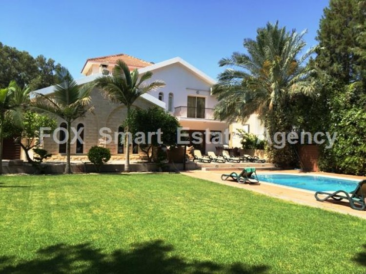 For Rent Unfurnished  5 Bedroom Detached House in Archangelos, Nicosia