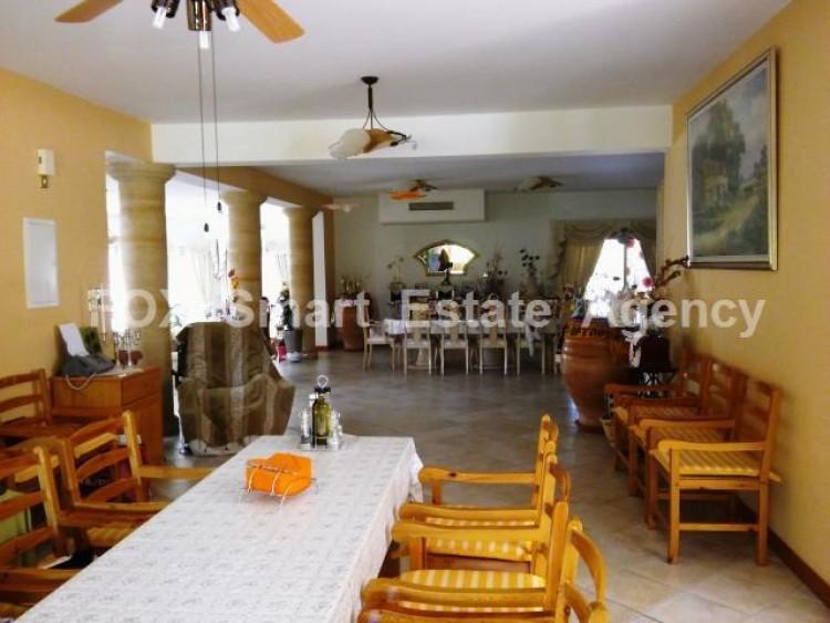 For Sale 5 Bedroom Detached House in Alethriko, Larnaca 12