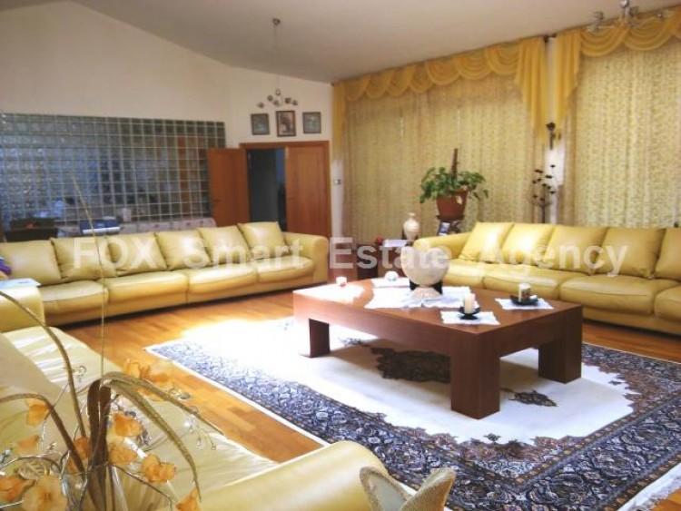 For Sale 5 Bedroom Detached House in Alethriko, Larnaca 17