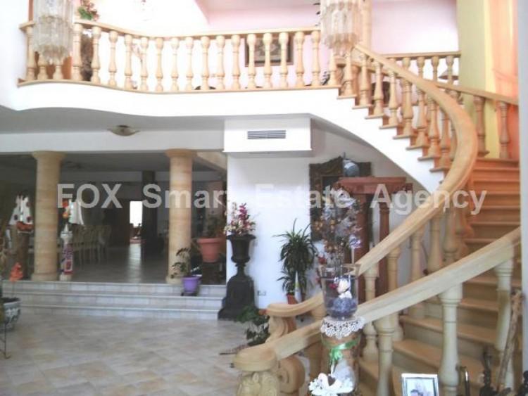 For Sale 5 Bedroom Detached House in Alethriko, Larnaca 2