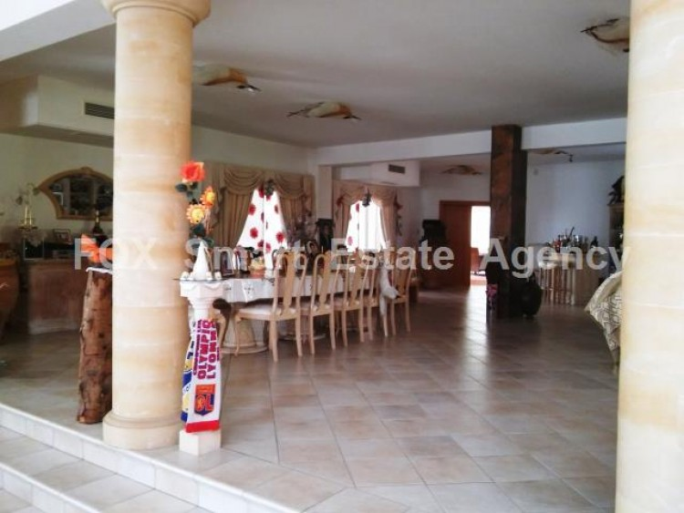 For Sale 5 Bedroom Detached House in Alethriko, Larnaca 7