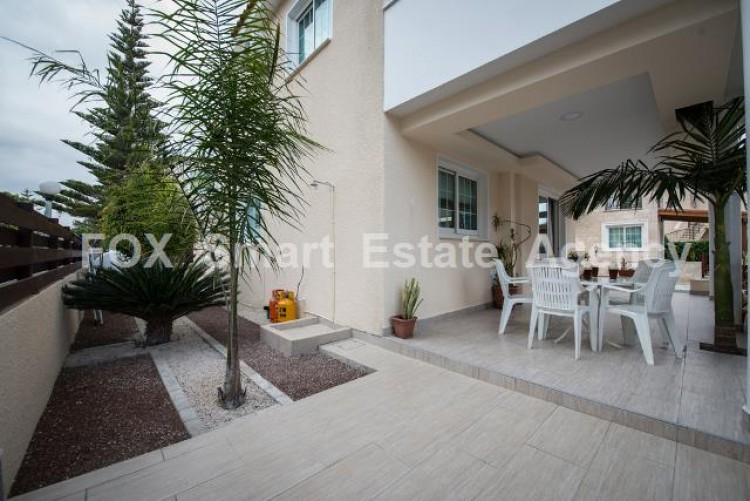 To Rent 4 Bedroom Detached House in Oroklini, Larnaca