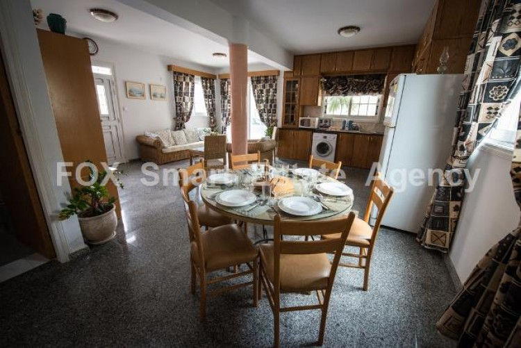 To Rent 4 Bedroom Detached House in Oroklini, Larnaca 4