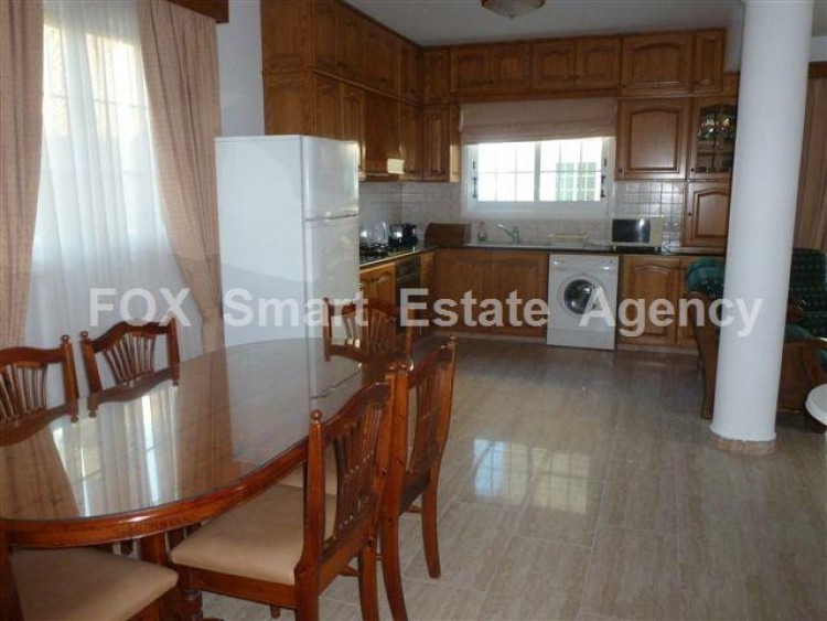 To Rent 4 Bedroom Detached House in Oroklini, Voroklini (oroklini), Larnaca 4