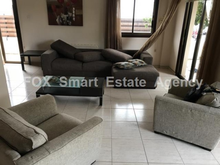 To Rent 2 Bedroom Ground floor Apartment in Pafos, Paphos