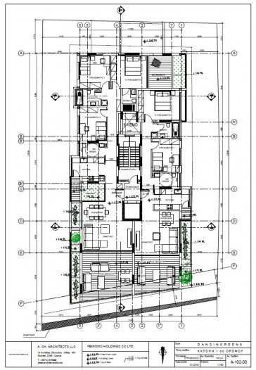 New 3 Bedroom Apartment in Akropolis, Nicosia