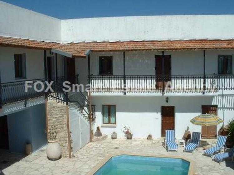 To Rent 1 Bedroom Apartment in Pano lefkara, Larnaca 2