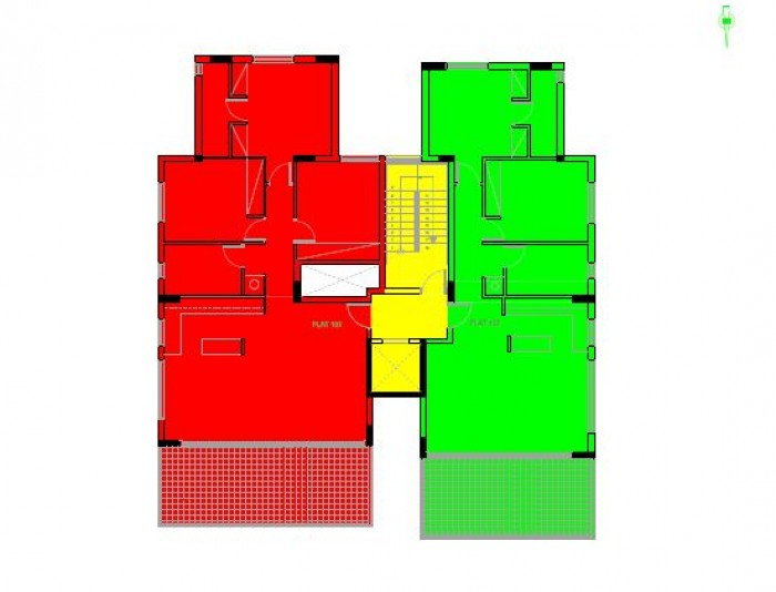For Sale Under Construction 3 Bedroom Apartment in Strovolos, Nicosia