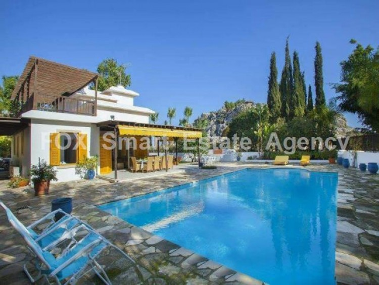 To Rent 3 Bedroom Detached House in Profitis elias, Famagusta