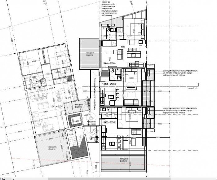 Under Construction Studio Apartment in Aglantzia, Nicosia