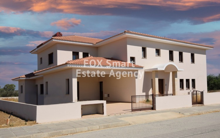 Property for Sale in Nicosia, Psimolofou, Cyprus
