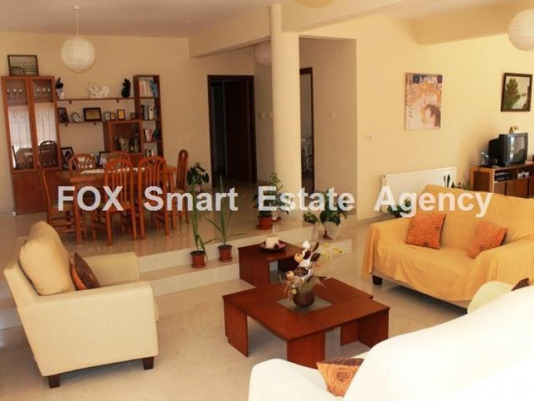 To Rent 4 Bedroom Detached House in Moni, Limassol