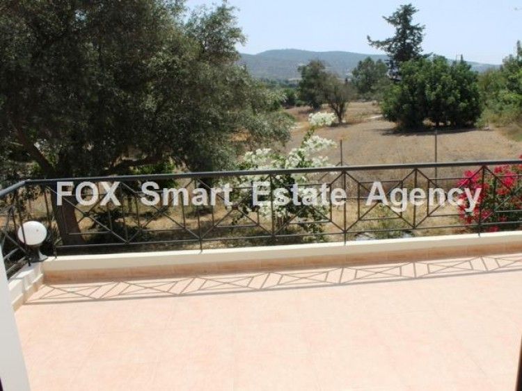 To Rent 4 Bedroom Detached House in Moni, Limassol 11