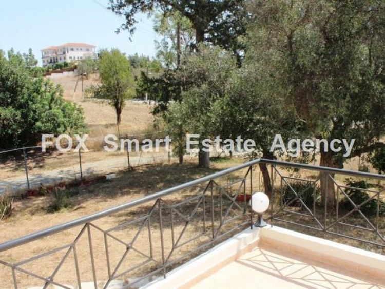 To Rent 4 Bedroom Detached House in Moni, Limassol 12