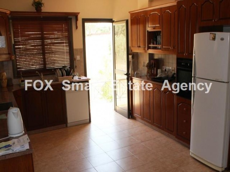 To Rent 4 Bedroom Detached House in Moni, Limassol 14