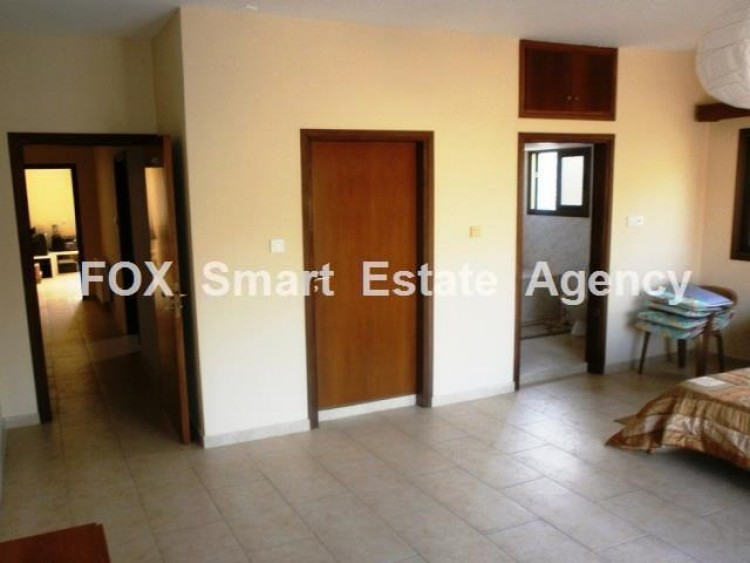 To Rent 4 Bedroom Detached House in Moni, Limassol 15