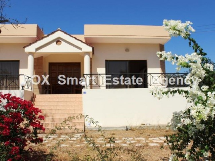 To Rent 4 Bedroom Detached House in Moni, Limassol 2