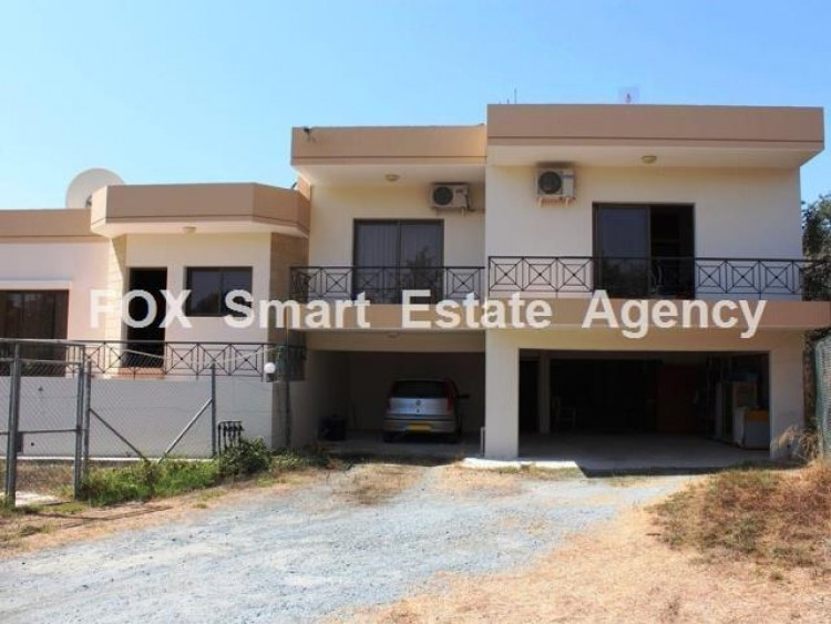 To Rent 4 Bedroom Detached House in Moni, Limassol 4