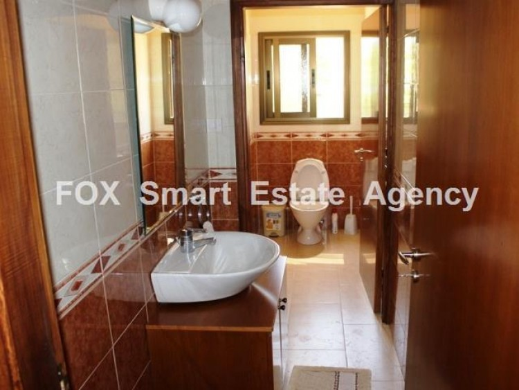 To Rent 4 Bedroom Detached House in Moni, Limassol 7