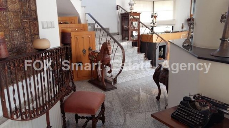 To Rent 5 Bedroom Detached House in Agios sillas, Limassol