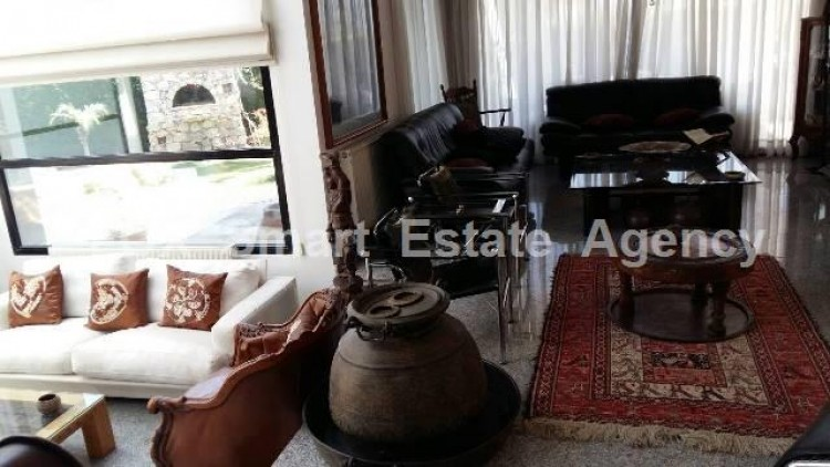To Rent 5 Bedroom Detached House in Agios sillas, Limassol 12