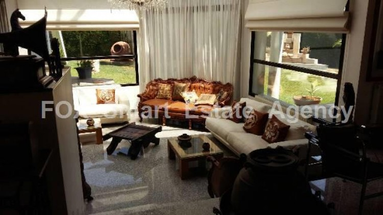 To Rent 5 Bedroom Detached House in Agios sillas, Limassol 13