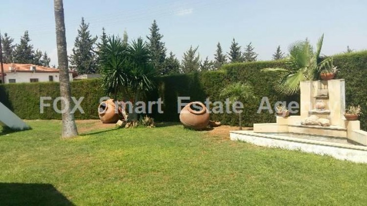 To Rent 5 Bedroom Detached House in Agios sillas, Limassol 6