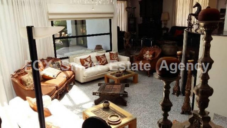 To Rent 5 Bedroom Detached House in Agios sillas, Limassol 7