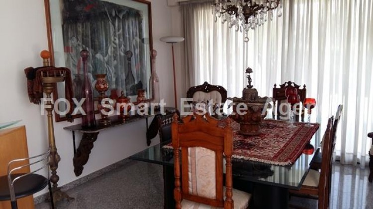 To Rent 5 Bedroom Detached House in Agios sillas, Limassol 8