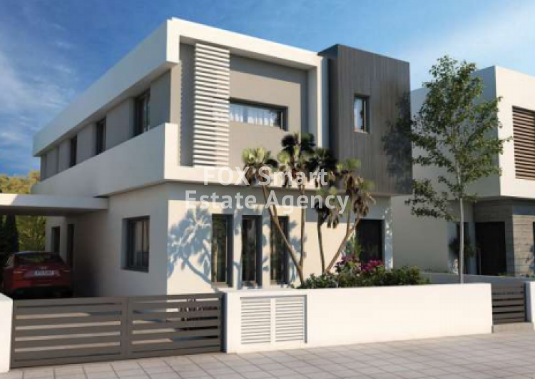 For Sale 4 Bedroom Semi-detached House in Strovolos, Nicosia 4
