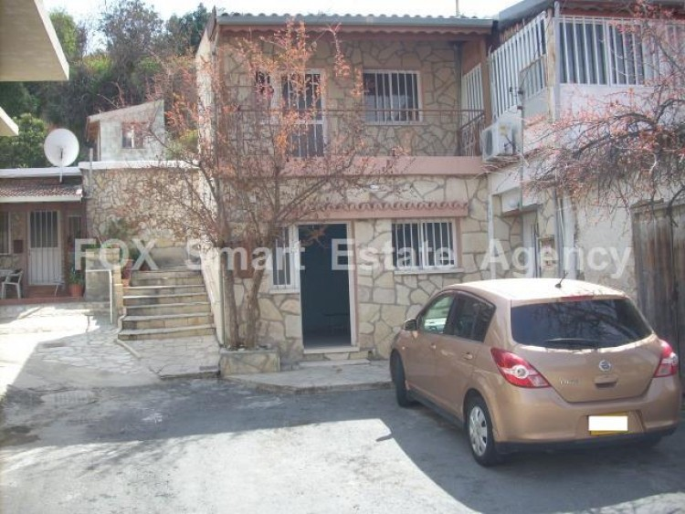 For Sale 1 Bedroom Semi-detached House in Apesia, Limassol