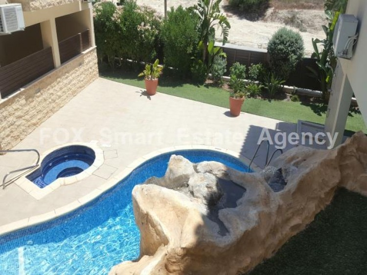 For Sale 2 Bedroom Top floor Apartment in Tersefanou, Larnaca 12