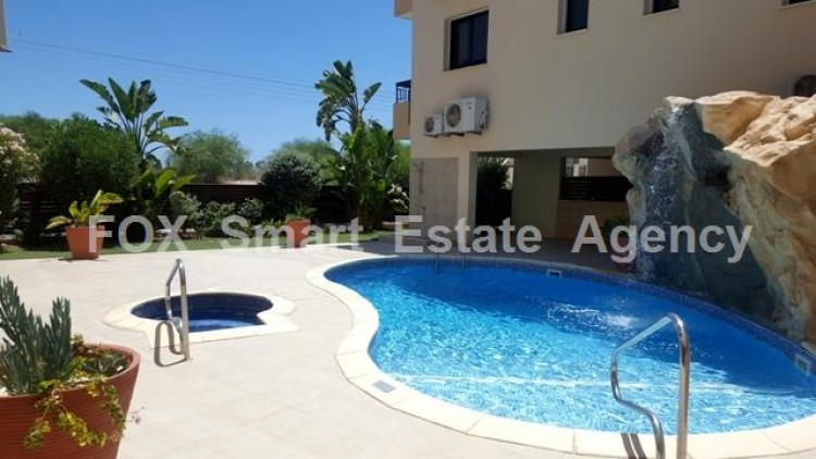 For Sale 2 Bedroom Top floor Apartment in Tersefanou, Larnaca 13